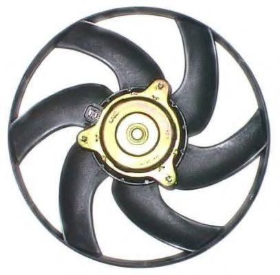 Вентилятор охлаждения двигателя NRF 47330