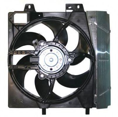 Вентилятор охлаждения двигателя NRF 47336