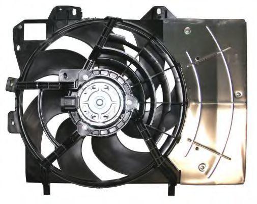 Вентилятор охлаждения двигателя NRF 47337