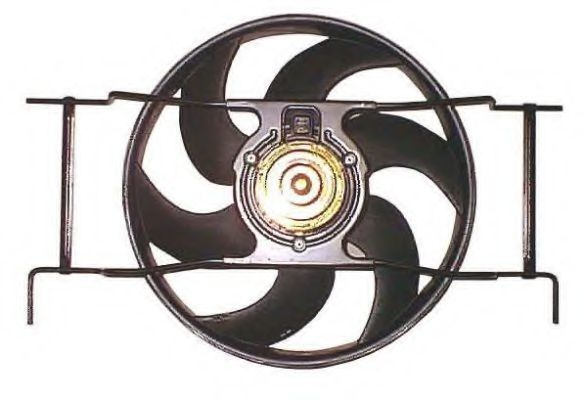 Вентилятор охлаждения двигателя NRF 47343