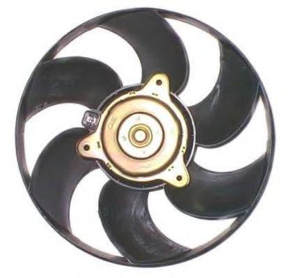Вентилятор охлаждения двигателя NRF 47345