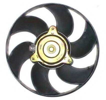 Вентилятор охлаждения двигателя NRF 47350