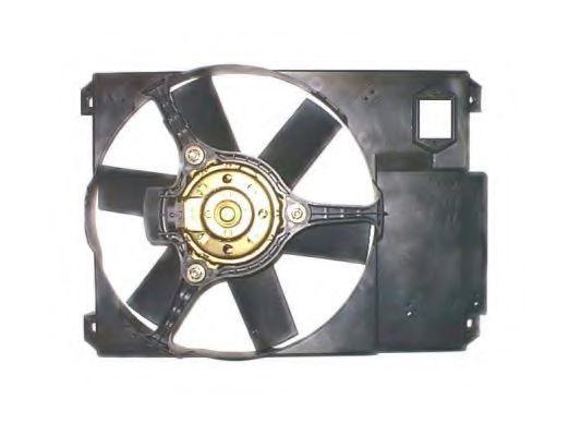 Вентилятор охлаждения двигателя NRF 47351