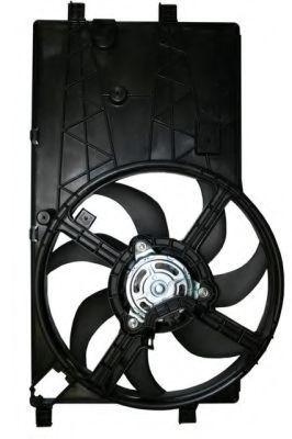 Вентилятор охлаждения двигателя NRF 47352