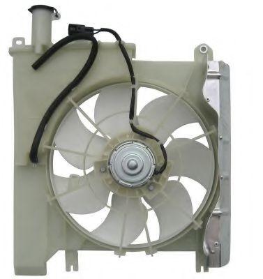 Вентилятор охлаждения двигателя NRF 47357