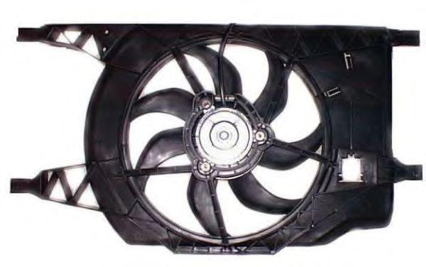 Вентилятор охлаждения двигателя NRF 47366