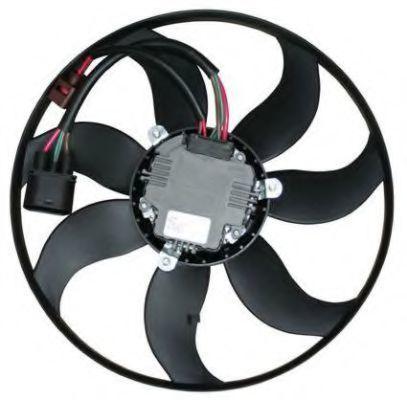 Вентилятор охлаждения двигателя NRF 47389
