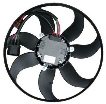 Вентилятор охлаждения двигателя NRF 47396