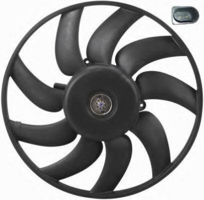 Вентилятор охлаждения двигателя NRF 47425