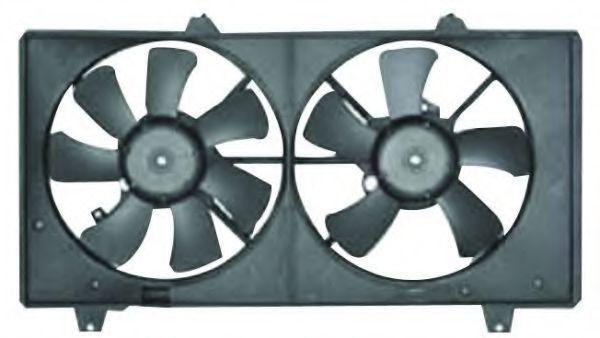 Вентилятор охлаждения двигателя NRF 47426