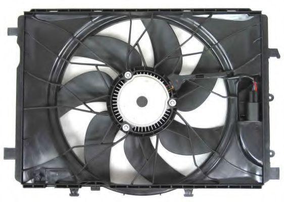 Вентилятор, охлаждение двигателя NRF 47443