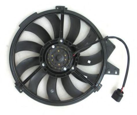 Вентилятор охлаждения двигателя NRF 47474
