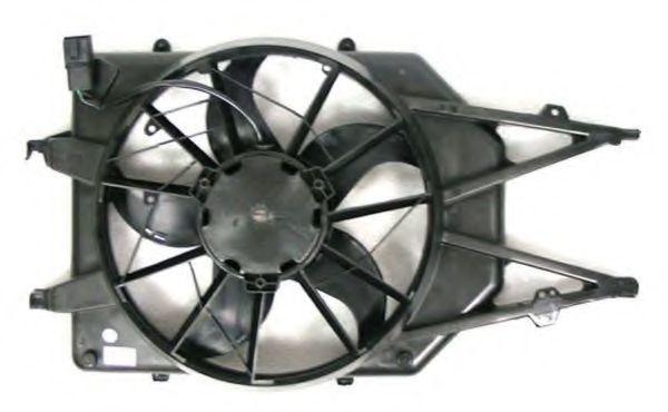 Вентилятор охлаждения двигателя NRF 47475