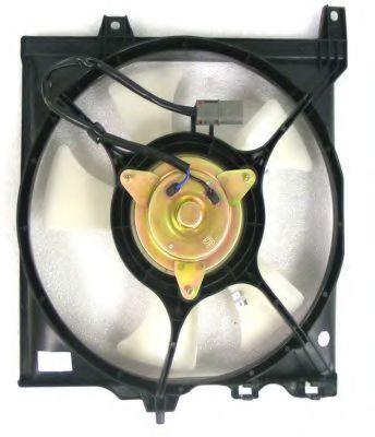 Вентилятор, охлаждение двигателя NRF 47477