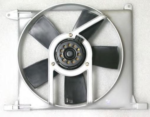 Вентилятор охлаждения двигателя NRF 47484