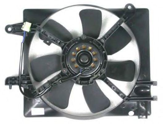 Вентилятор охлаждения двигателя NRF 47486