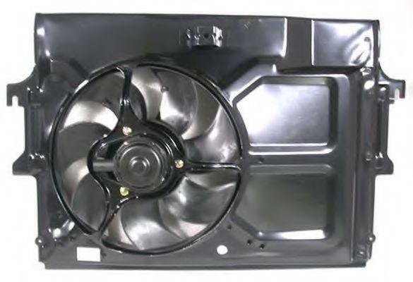 Вентилятор охлаждения двигателя NRF 47490