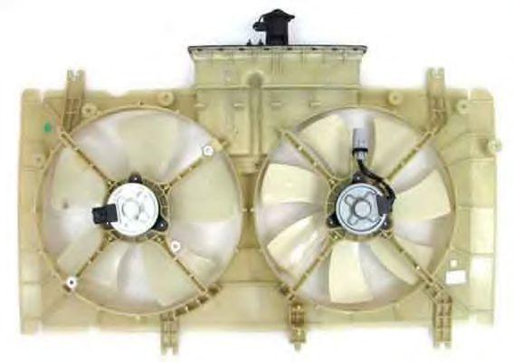 Вентилятор охлаждения двигателя NRF 47493