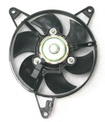 Вентилятор охлаждения двигателя NRF 47498