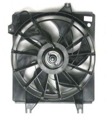 Вентилятор охлаждения двигателя NRF 47499