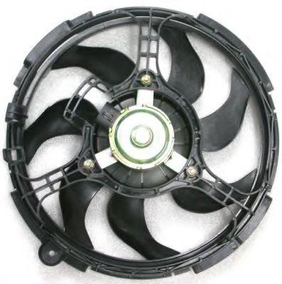 Вентилятор охлаждения двигателя NRF 47505