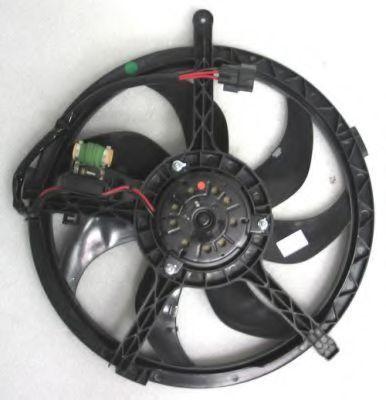 Вентилятор охлаждения двигателя NRF 47508