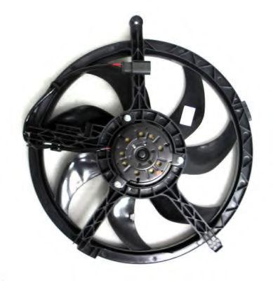 Вентилятор, охлаждение двигателя NRF 47509