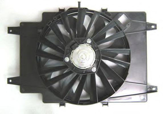 Вентилятор охлаждения двигателя NRF 47513
