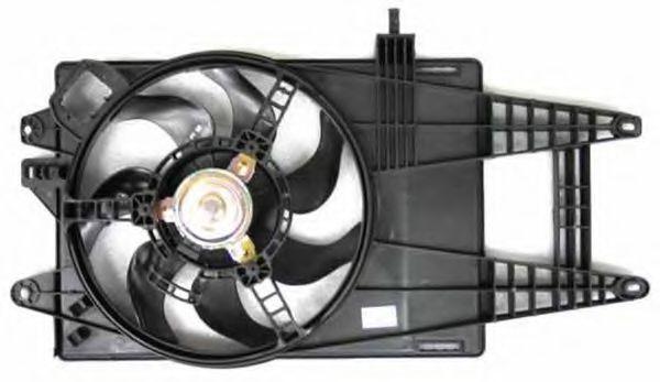 Вентилятор охлаждения двигателя NRF 47522