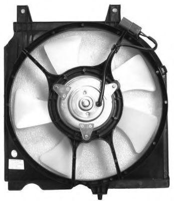 Вентилятор, охлаждение двигателя NRF 47528