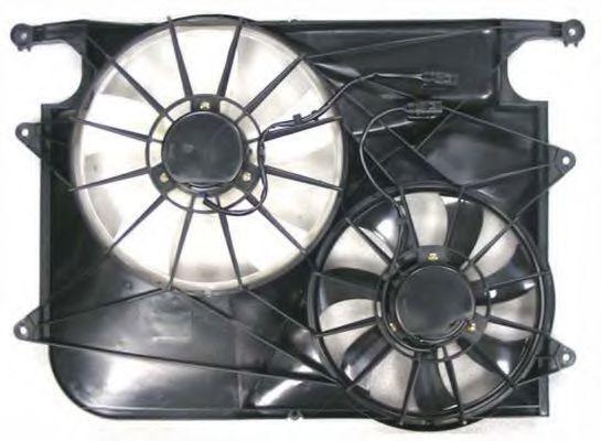 Вентилятор охлаждения двигателя NRF 47535
