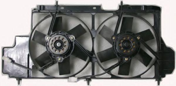 Вентилятор, охлаждение двигателя NRF 47538