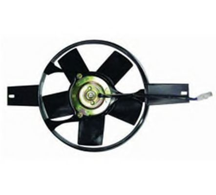 Вентилятор, охлаждение двигателя NRF 47540