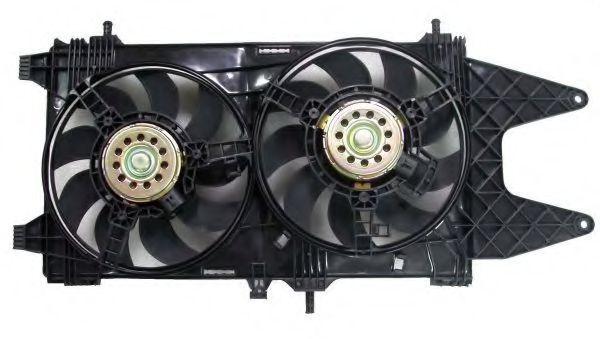 Вентилятор охлаждения двигателя NRF 47542
