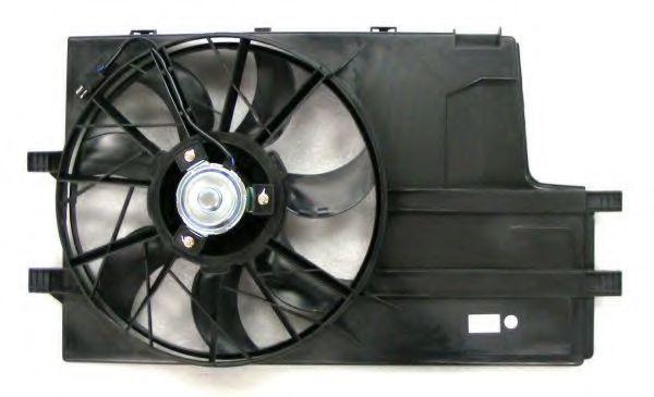 Вентилятор, охлаждение двигателя NRF 47552