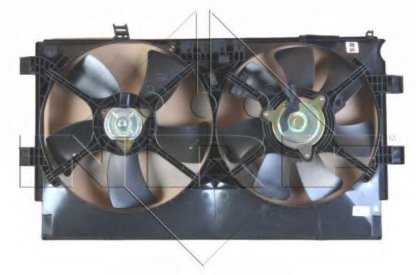 Вентилятор, охлаждение двигателя NRF 47599