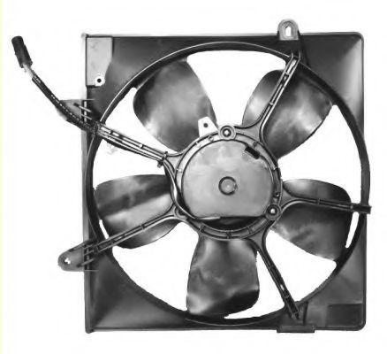 Вентилятор охлаждения двигателя NRF 47601