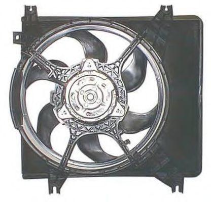 Вентилятор охлаждения двигателя NRF 47602