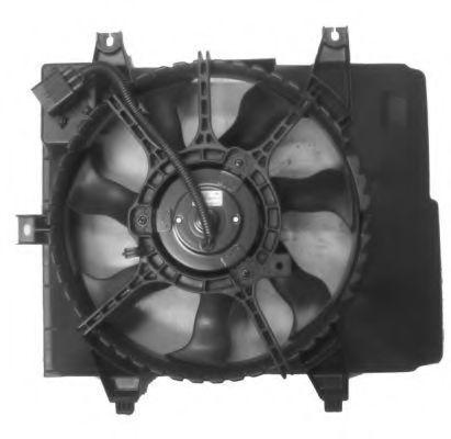 Вентилятор охлаждения двигателя NRF 47603