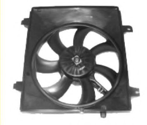Вентилятор охлаждения двигателя NRF 47604