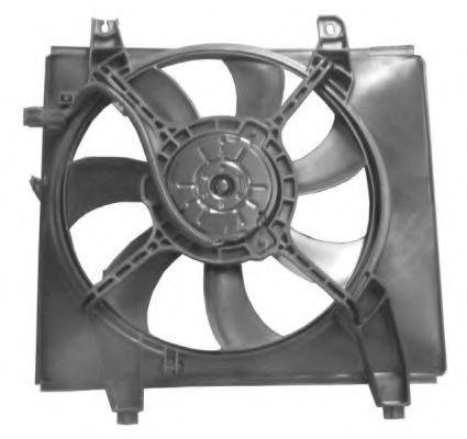 Вентилятор охлаждения двигателя NRF 47605