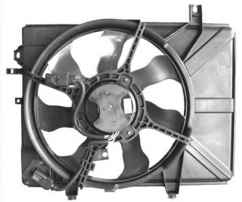 Вентилятор охлаждения двигателя NRF 47606