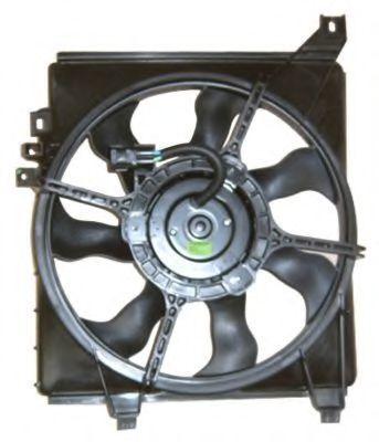 Вентилятор охлаждения двигателя NRF 47607