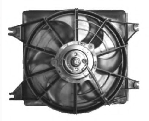 Вентилятор охлаждения двигателя NRF 47611