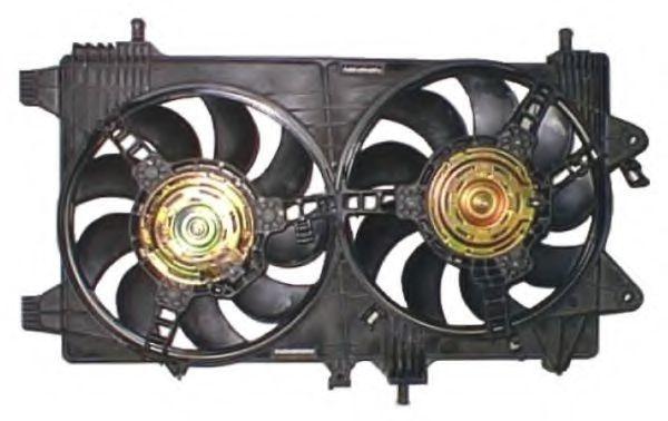 Вентилятор охлаждения двигателя NRF 47615