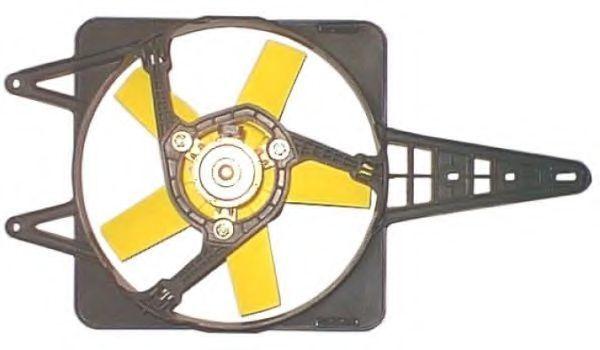 Вентилятор охлаждения двигателя NRF 47628