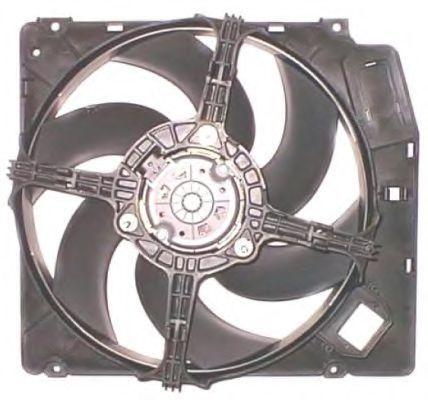Вентилятор, охлаждение двигателя NRF 47630