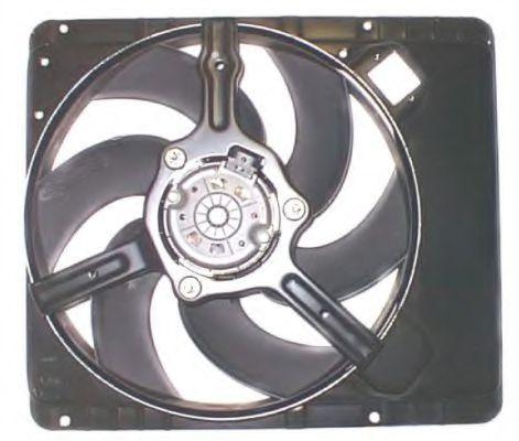 Вентилятор охлаждения двигателя NRF 47631