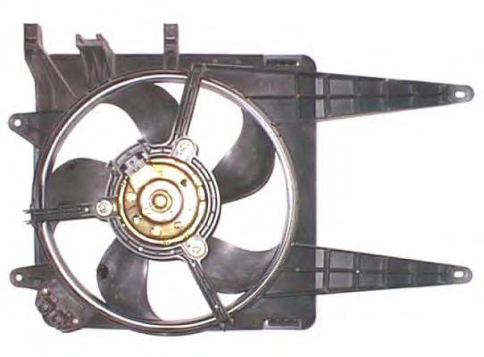 Вентилятор охлаждения двигателя NRF 47633