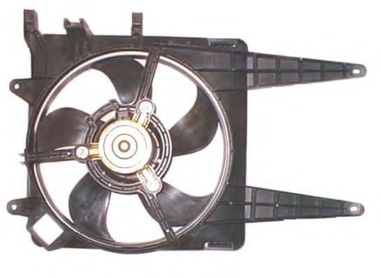 Вентилятор охлаждения двигателя NRF 47634